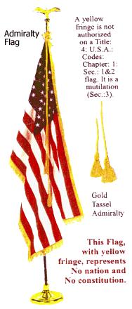 Admirality flag